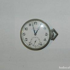 Relojes de bolsillo: (MCAJON1) RELOJ DE BOSILLO CRONOMETRO SEGISA , FUNCIONA, 4,5 CM, SEÑALES DE USO NORMALES. Lote 181768910
