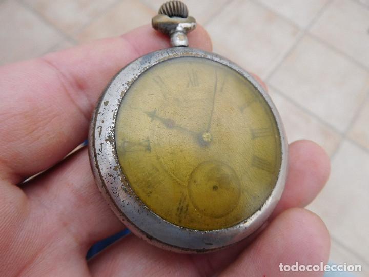 Relojes de bolsillo: Reloj de bolsillo año 1920 aprox. - Foto 2 - 182178780