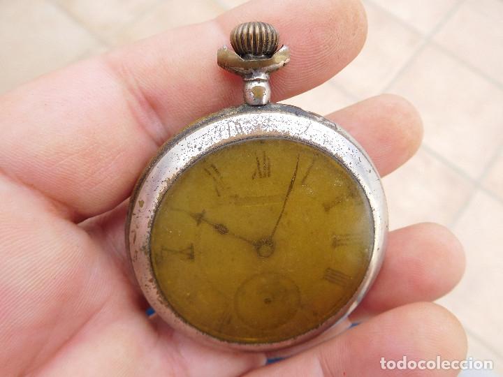 Relojes de bolsillo: Reloj de bolsillo año 1920 aprox. - Foto 4 - 182178780