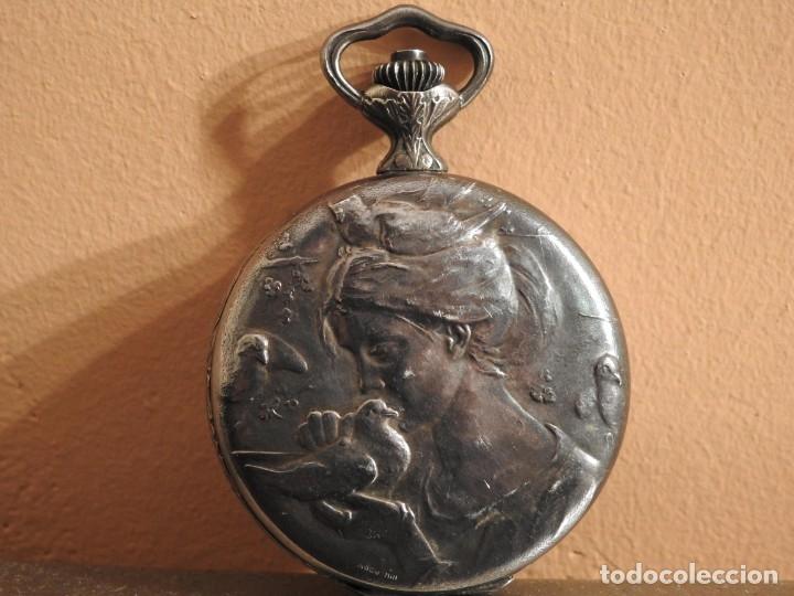 Relojes de bolsillo: RELOJ THERMIDOR DE BOLSILLO 17 RUBIS - Foto 2 - 182431652