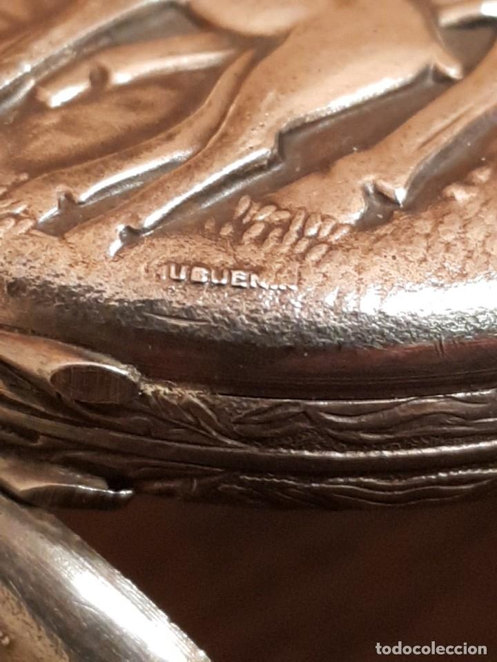 Relojes de bolsillo: RELOJ THERMIDOR DE BOLSILLO 17 RUBIS - Foto 7 - 182431652