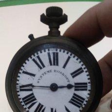 Relojes de bolsillo: RELOJ ROSKOPF PARA REPARAR. Lote 182521171