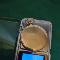 Relojes de bolsillo: RELOJ ORO 18K GRANDS PRIX 9, LONGINES,3 TAPAS,AÑO 1925 LO. Lote 182545043