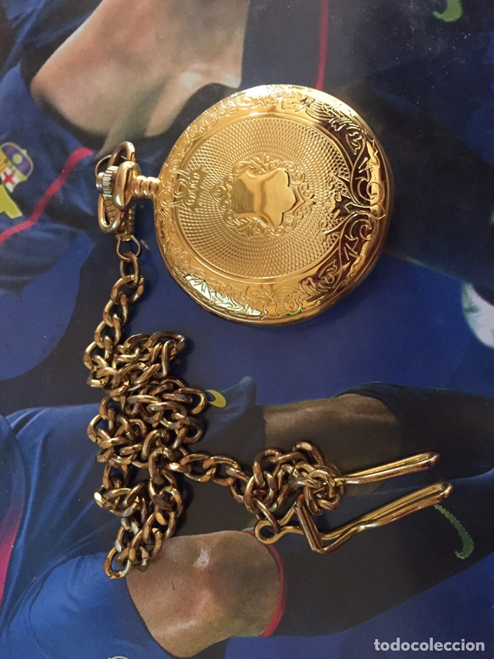 Relojes de bolsillo: Reloj con cadena - Foto 2 - 182667280