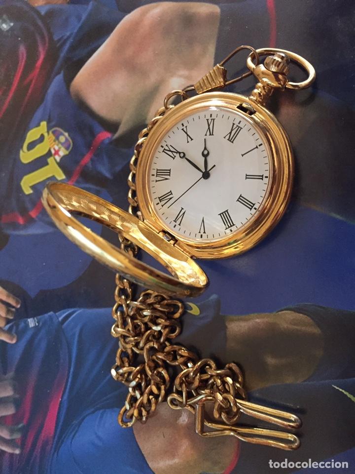 Relojes de bolsillo: Reloj con cadena - Foto 3 - 182667280