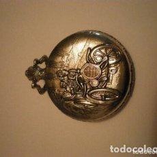 Relojes de bolsillo: RELOJ DE BOLSILLO MARCA STEVEL NUEVO MUY ORIGINAL . Lote 182809681