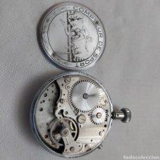 Relojes de bolsillo: RELOJ DE BOLSILLO SUIZO CRONOMETRO. Lote 182823726