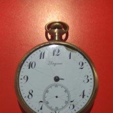Relojes de bolsillo: LONGINES RELOJ BOLSILLO. Lote 182842451