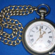 Relojes de bolsillo: ROSKOPF ORIGINAL RELOJ BOLSILLO. Lote 182859781
