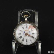 Relojes de bolsillo: ANTIGUO RELOJ DE BOLSILLO DE PLATA . Lote 183507500