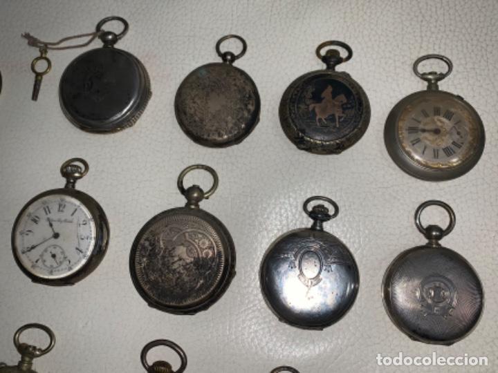 Relojes de bolsillo: Lote Completo Relojes de Bolsillo - Foto 3 - 183594112