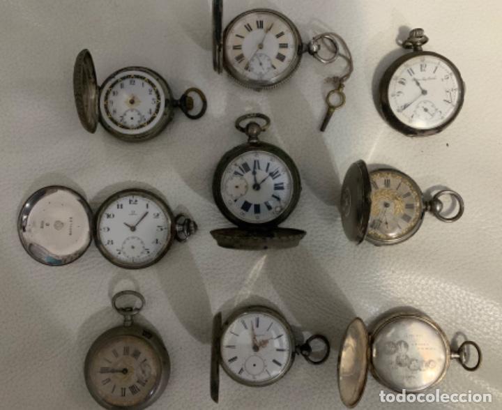 Relojes de bolsillo: Lote Completo Relojes de Bolsillo - Foto 4 - 183594112