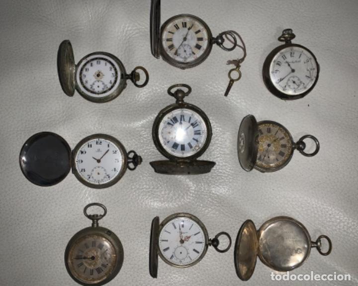 Relojes de bolsillo: Lote Completo Relojes de Bolsillo - Foto 5 - 183594112
