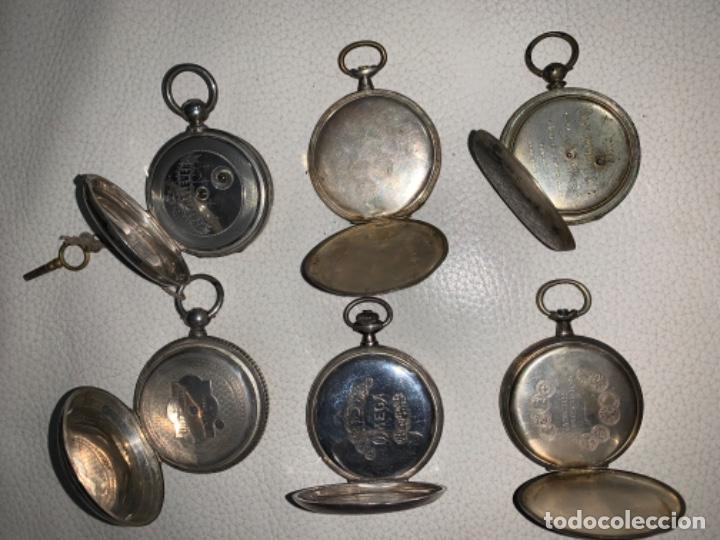 Relojes de bolsillo: Lote Completo Relojes de Bolsillo - Foto 7 - 183594112
