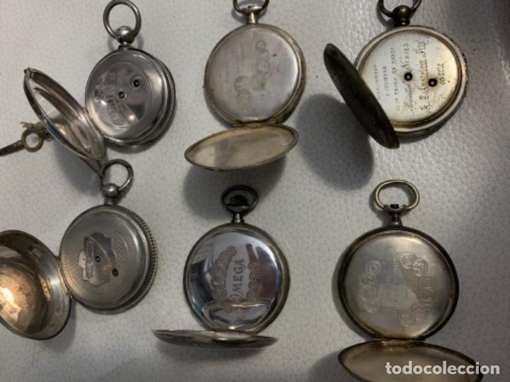 Relojes de bolsillo: Lote Completo Relojes de Bolsillo - Foto 8 - 183594112