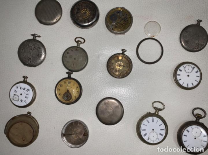 Relojes de bolsillo: Lote Completo Relojes de Bolsillo - Foto 9 - 183594112