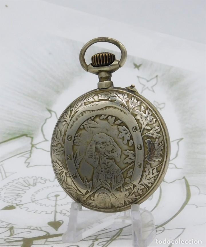 Relojes de bolsillo: SYSTEME ROSKOPF-PRECIOSO RELOJ DE BOLSILLO-CIRCA 1900-FUNCIONANDO - Foto 3 - 183619656