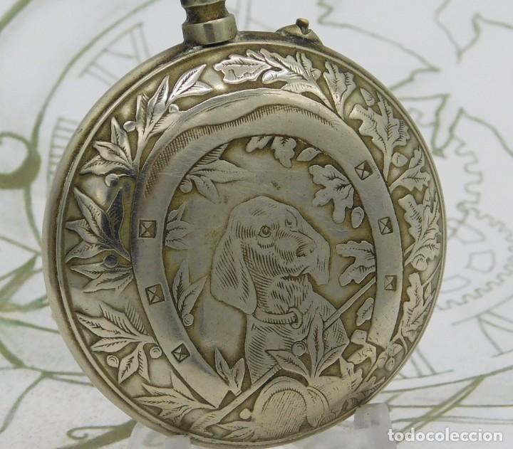 Relojes de bolsillo: SYSTEME ROSKOPF-PRECIOSO RELOJ DE BOLSILLO-CIRCA 1900-FUNCIONANDO - Foto 15 - 183619656