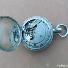 Relojes de bolsillo: RELOJ DE BOLSILLO LONGINES - PARA PIEZAS. Lote 183831341
