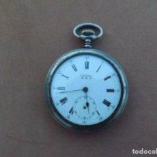 Relojes de bolsillo: RELOJ DE BOLSILLO LONGINES - PARA PIEZAS. Lote 183831856