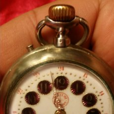 Relojes de bolsillo: PRECIOSO RELOJ DE BOLSILLO SYSTEME ROSKOPF CÁLIDAD SUPERIOR. Lote 183889296