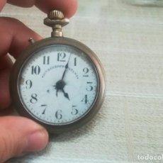 Relojes de bolsillo: REGULATEUR GRE ROSKOPF PATENT NO FUNCIONA MIREN FOTOS . Lote 184183502