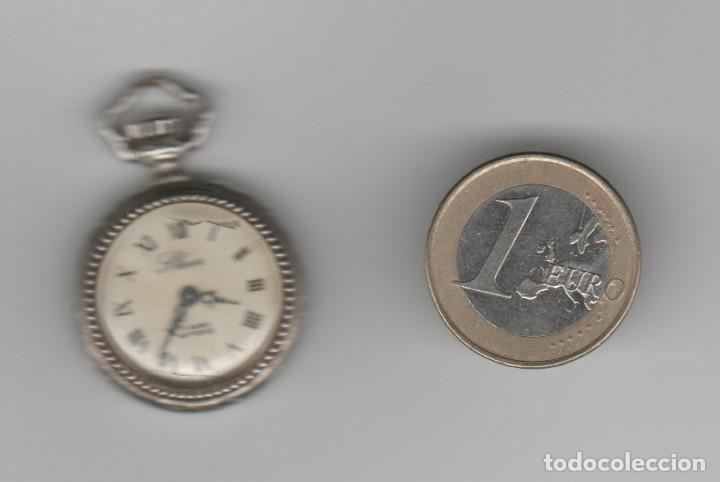 ANTIGUO RELOJ SLAVA-17 RUBIS-ANTICHOC-FUNCIONA (Relojes - Bolsillo Carga Manual)