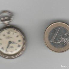 Relojes de bolsillo: ANTIGUO RELOJ SLAVA-17 RUBIS-ANTICHOC-FUNCIONA. Lote 184190453