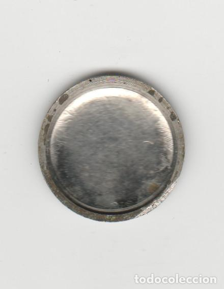 Relojes de bolsillo: ANTIGUO RELOJ SLAVA-17 RUBIS-ANTICHOC-FUNCIONA - Foto 5 - 184190453