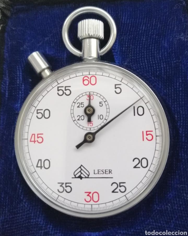 ANTIGUO CRONÓMETRO CUERDA MANUAL. (Relojes - Bolsillo Carga Manual)