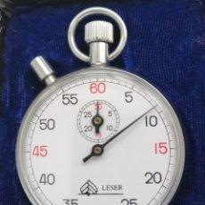 Relojes de bolsillo: ANTIGUO CRONÓMETRO CUERDA MANUAL.. Lote 184253617