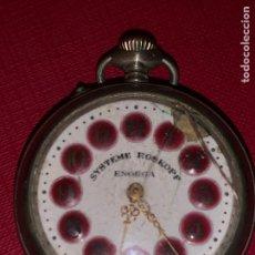 Relojes de bolsillo: ANTIGUO RELOJ DE BOLSILLO. Lote 186004087