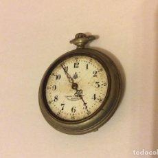 Relojes de bolsillo: RELOJ DE BOLSILLO CUERVO Y SOBRINOS UNICOS IMPORTADORES DIAM. 46 MM. Lote 186009791