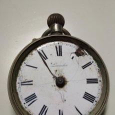 Relojes de bolsillo: RELOJ DE BOLSILLO LAREDIS. Lote 186027266