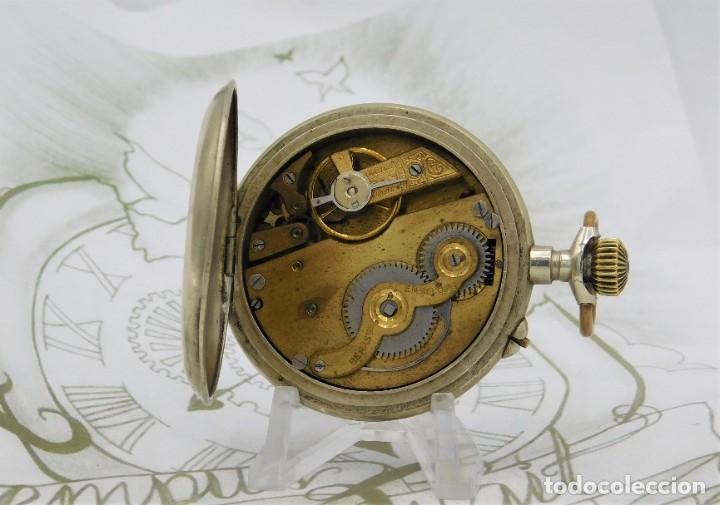 Relojes de bolsillo: SYSTEME ROSKOPF PATENT-Reloj de bolsillo-CIRCA 1900-FUNCIONANDO - Foto 3 - 186064430