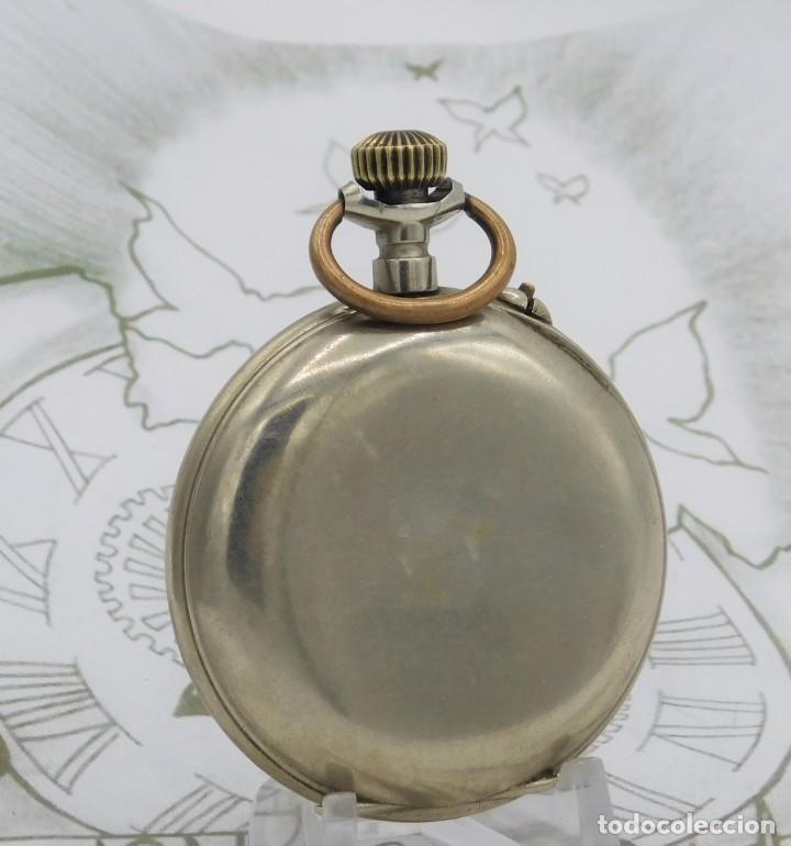 Relojes de bolsillo: SYSTEME ROSKOPF PATENT-Reloj de bolsillo-CIRCA 1900-FUNCIONANDO - Foto 7 - 186064430