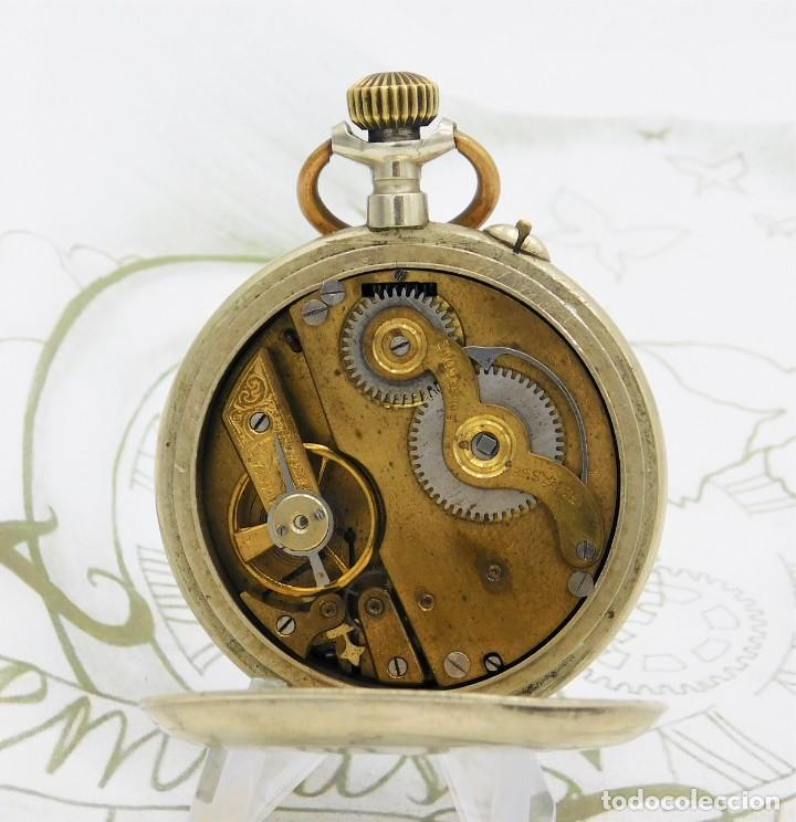 Relojes de bolsillo: SYSTEME ROSKOPF PATENT-Reloj de bolsillo-CIRCA 1900-FUNCIONANDO - Foto 8 - 186064430