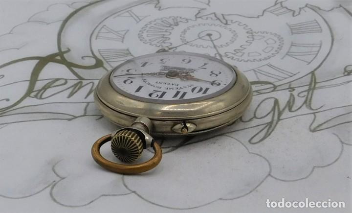 Relojes de bolsillo: SYSTEME ROSKOPF PATENT-Reloj de bolsillo-CIRCA 1900-FUNCIONANDO - Foto 10 - 186064430