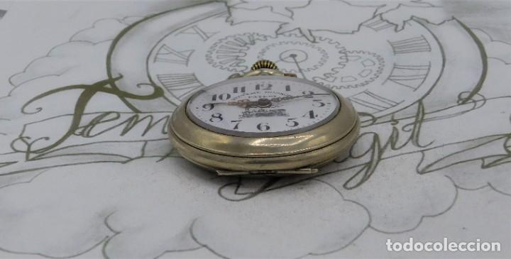Relojes de bolsillo: SYSTEME ROSKOPF PATENT-Reloj de bolsillo-CIRCA 1900-FUNCIONANDO - Foto 11 - 186064430
