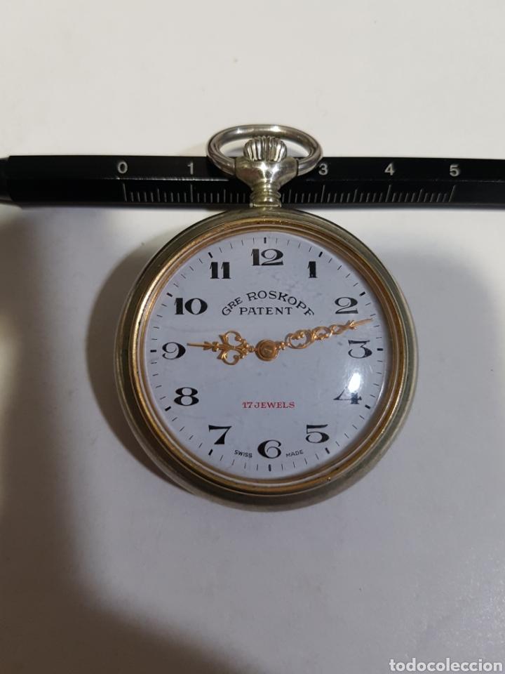RELOJ BOLSILLO ROSKOPF (Relojes - Bolsillo Carga Manual)