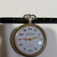Relojes de bolsillo: RELOJ BOLSILLO ROSKOPF. Lote 186082368