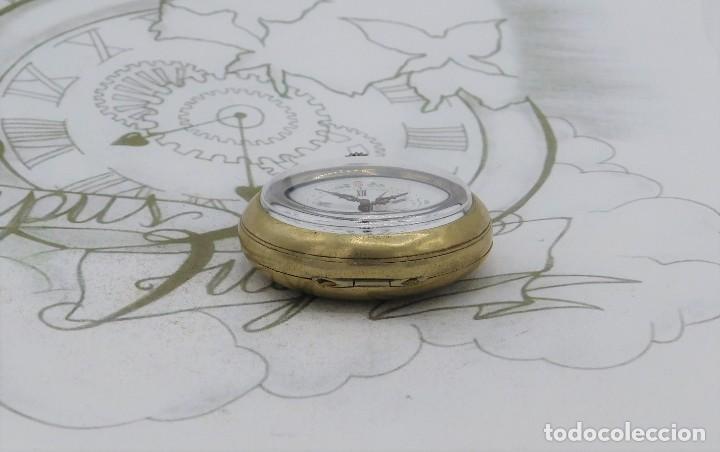 Relojes de bolsillo: MUY BONITO RELOJ DE BOLSILLO-CIRCA 1920-FUNCIONANDO- - Foto 11 - 132199766