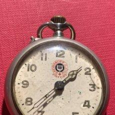 Relojes de bolsillo: ANTIGUO RELOJ DE BOLSILLO ROSKOPF AND COMPANY PATENT. FUNCIONA. Lote 186240642