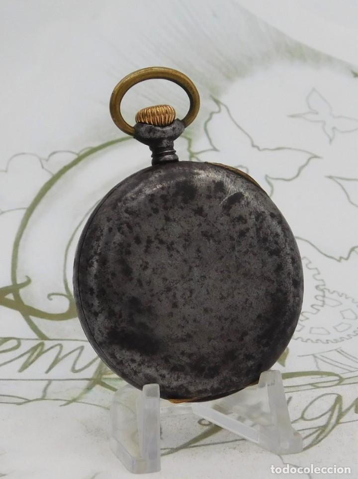 Relojes de bolsillo: ZENITH-GRAN PRIX 1900-RELOJ DE BOLSILLO-2 TAPAS-CIRCA 1920-FUNCIONANDO - Foto 7 - 142196926