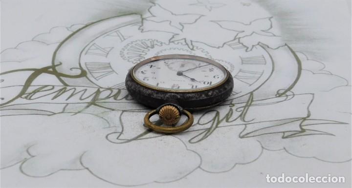 Relojes de bolsillo: ZENITH-GRAN PRIX 1900-RELOJ DE BOLSILLO-2 TAPAS-CIRCA 1920-FUNCIONANDO - Foto 12 - 142196926