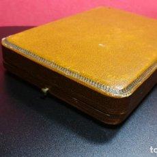 Relojes de bolsillo: CADENA DE RELOJ LEONTINA EN ORO 18 KILATES, SOBRE 23 GR Y UNOS 48,5 CMS APROX, BUEN ESTADO. Lote 186367522