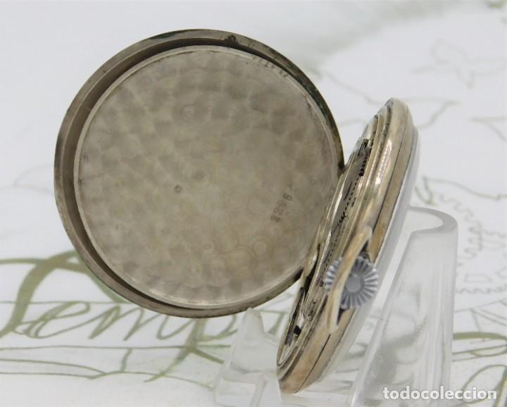 Relojes de bolsillo: CHRONOMETRE-RELOJ DE BOLSILLO -FRANCIA-2 TAPAS-CIRCA 1930-FUNCIONANDO - Foto 5 - 130794936