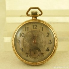 Relojes de bolsillo: RELOJ AMERICANO ELGIN STRATFORD LAGENDORF. Lote 186387988