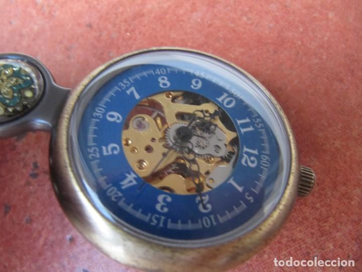RELOJ DE BOLSILLO DE CUERDA (Relojes - Bolsillo Carga Manual)