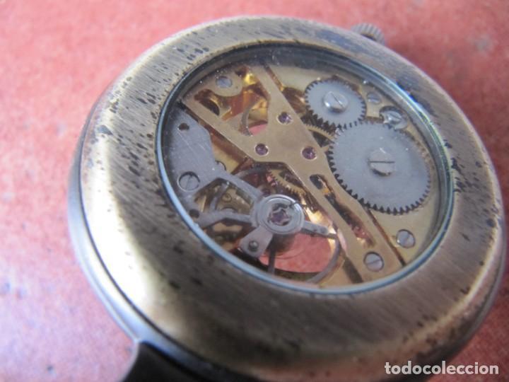 Relojes de bolsillo: RELOJ DE BOLSILLO DE CUERDA - Foto 9 - 187535212